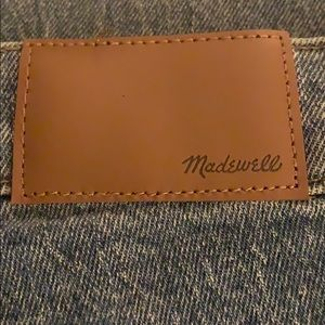 Madewell Jeans, Tall Classic Straight, BRAND NEW